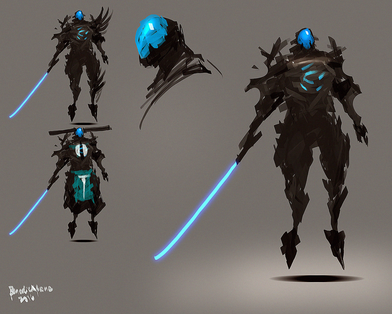 Benedick bana character design 001 starwarstheme fanart lores