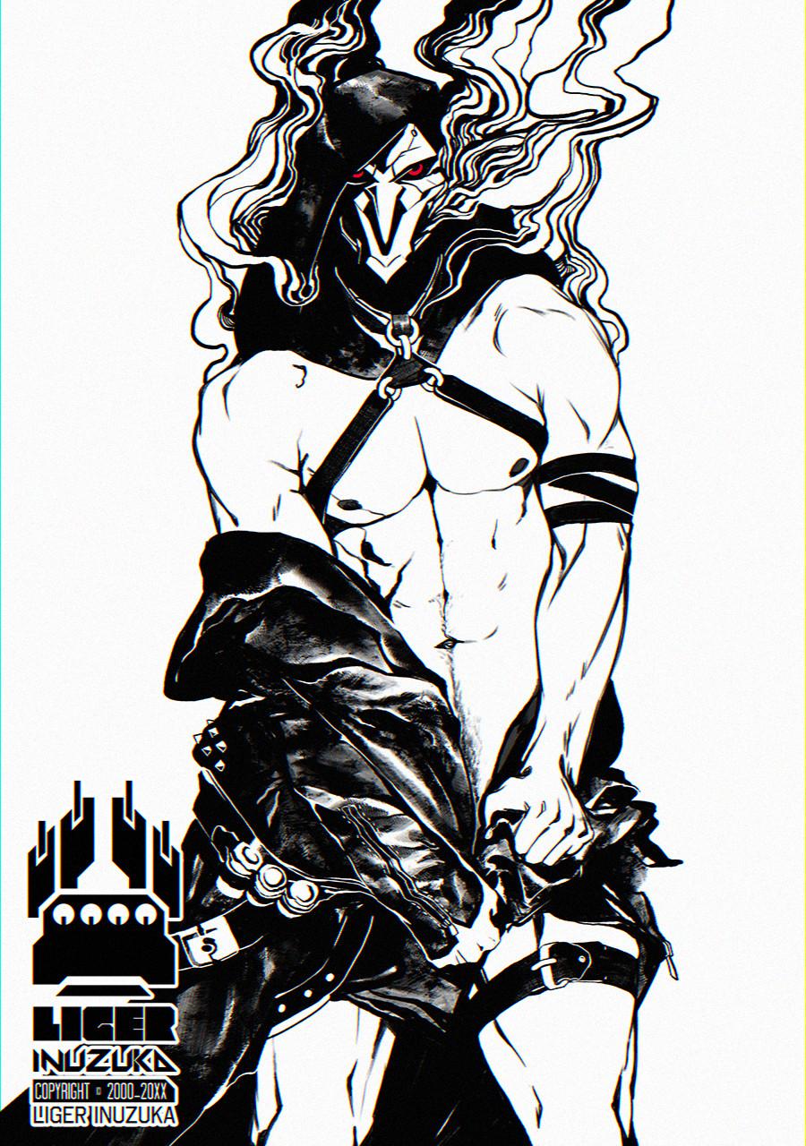 08_Overwatch: Reaper