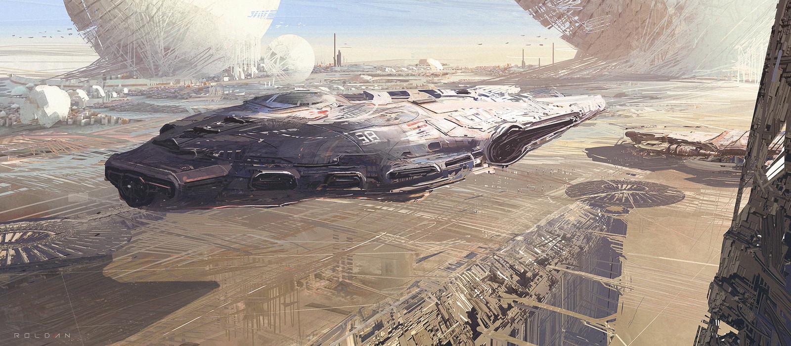 Starwars - Inspiration