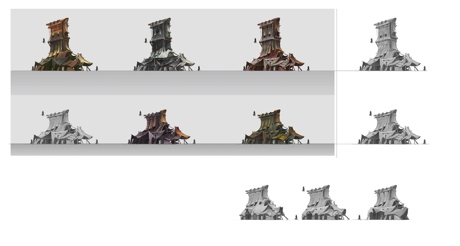 thumbnail for  army barracks