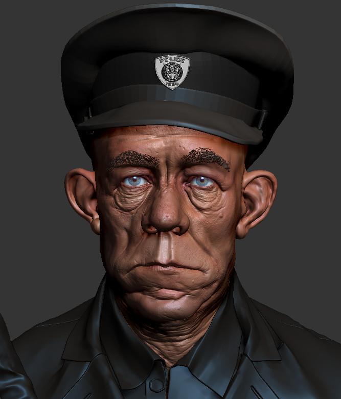 Pierre benjamin sergent new render 00003
