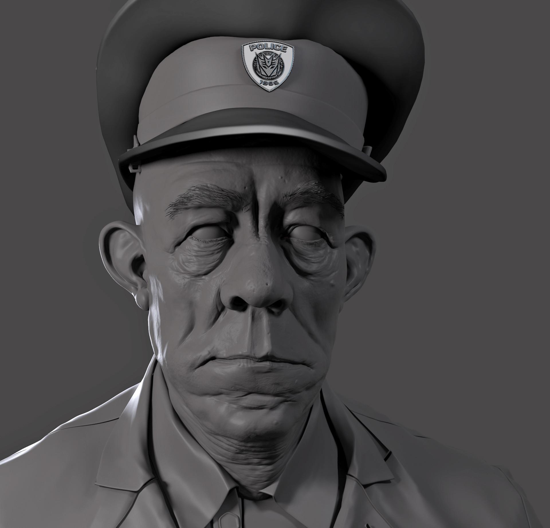 Pierre benjamin new sergeant