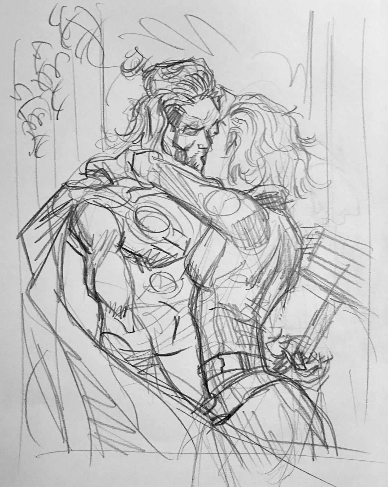Thor pencil