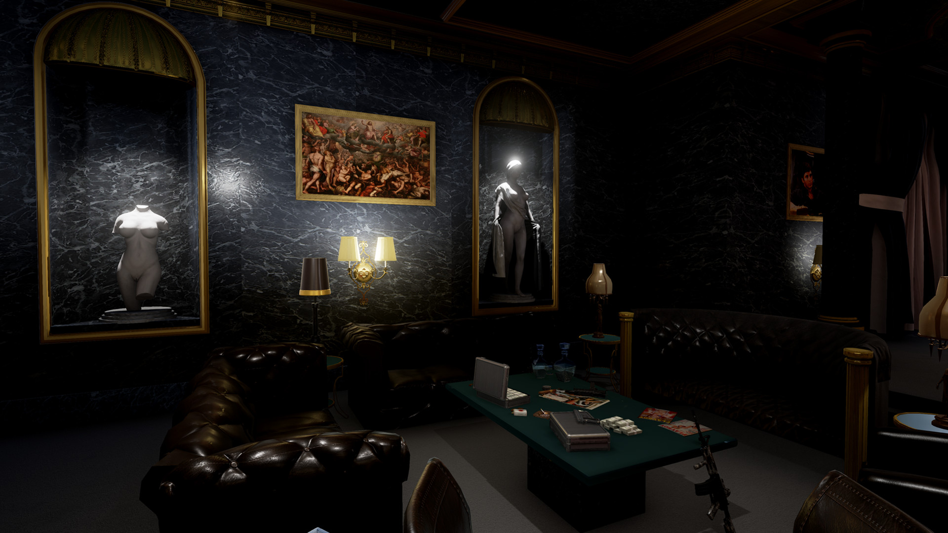 Scarface Unreal 4 Environment