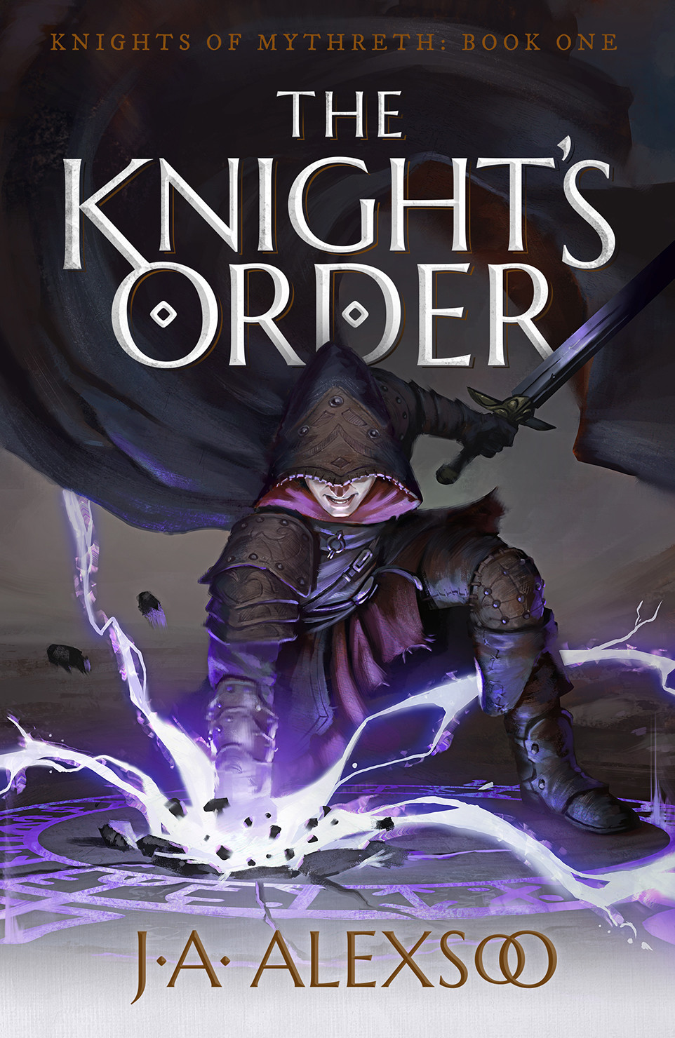 The Knight's Order Cover Art