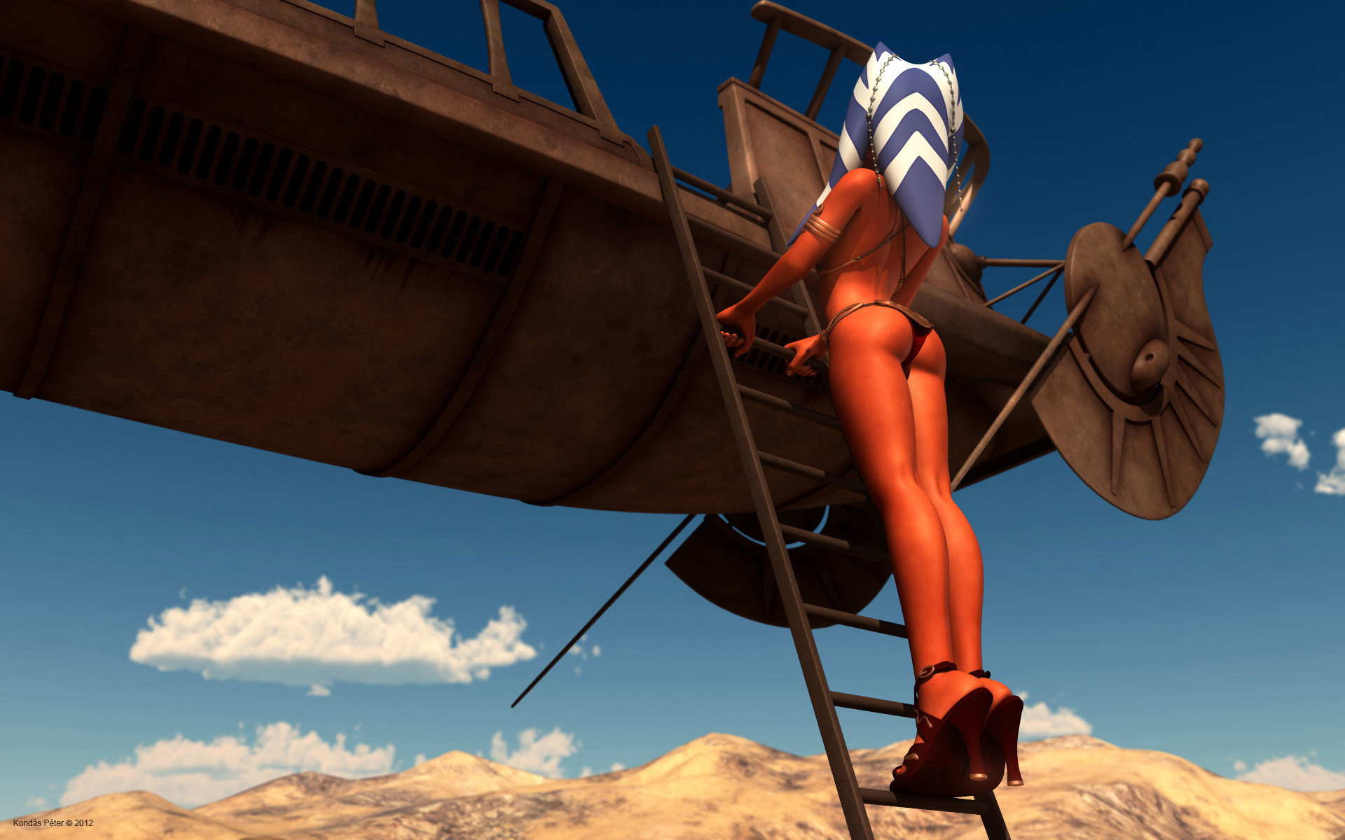 Ahsoka naked sexual image
