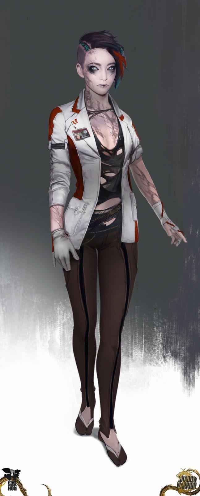 Shadow Warrior 2 : Kamiko