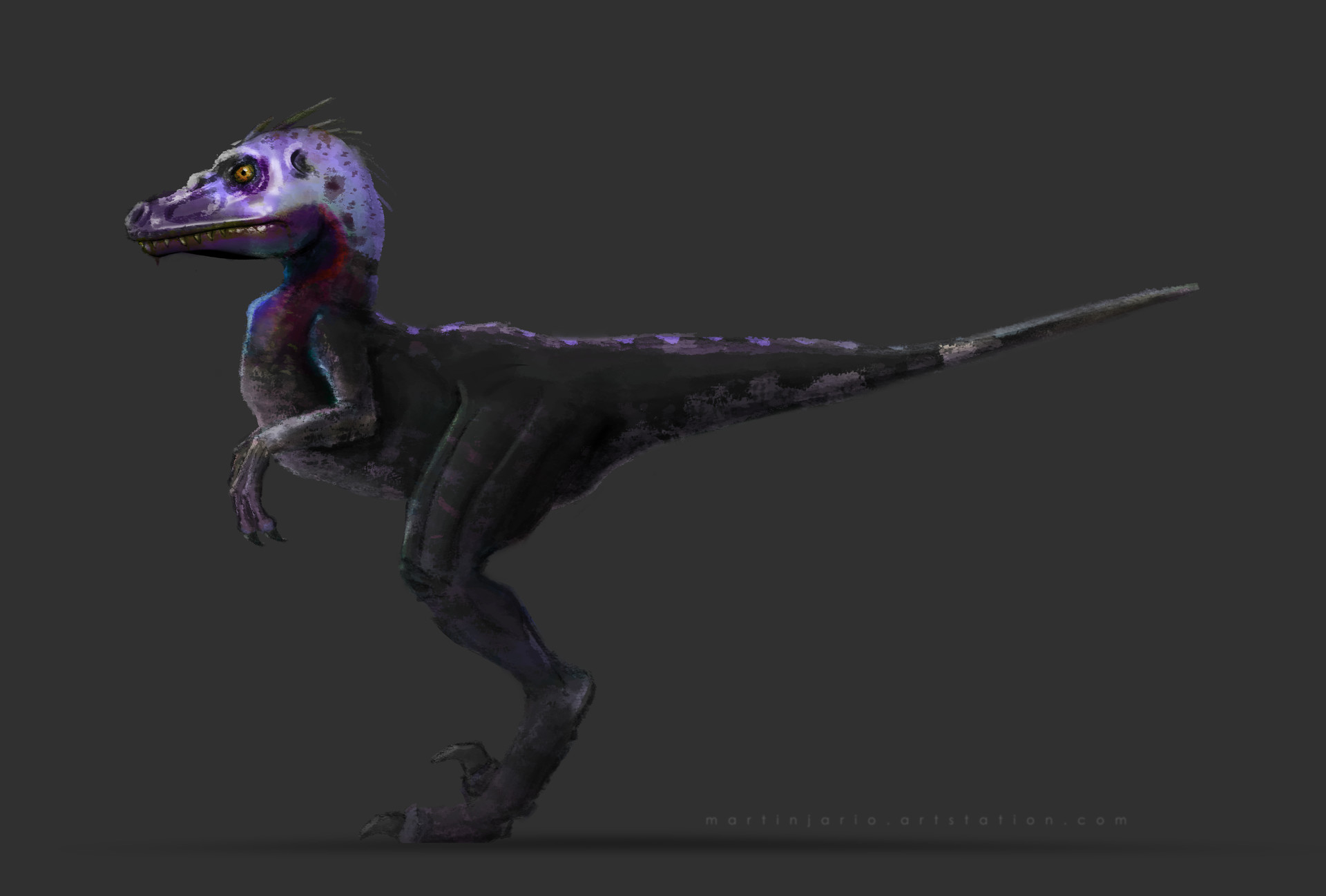 Martin jario martinjario velociraptor 03