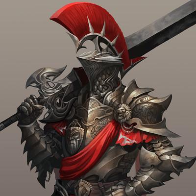 Sanghyun yu warrior