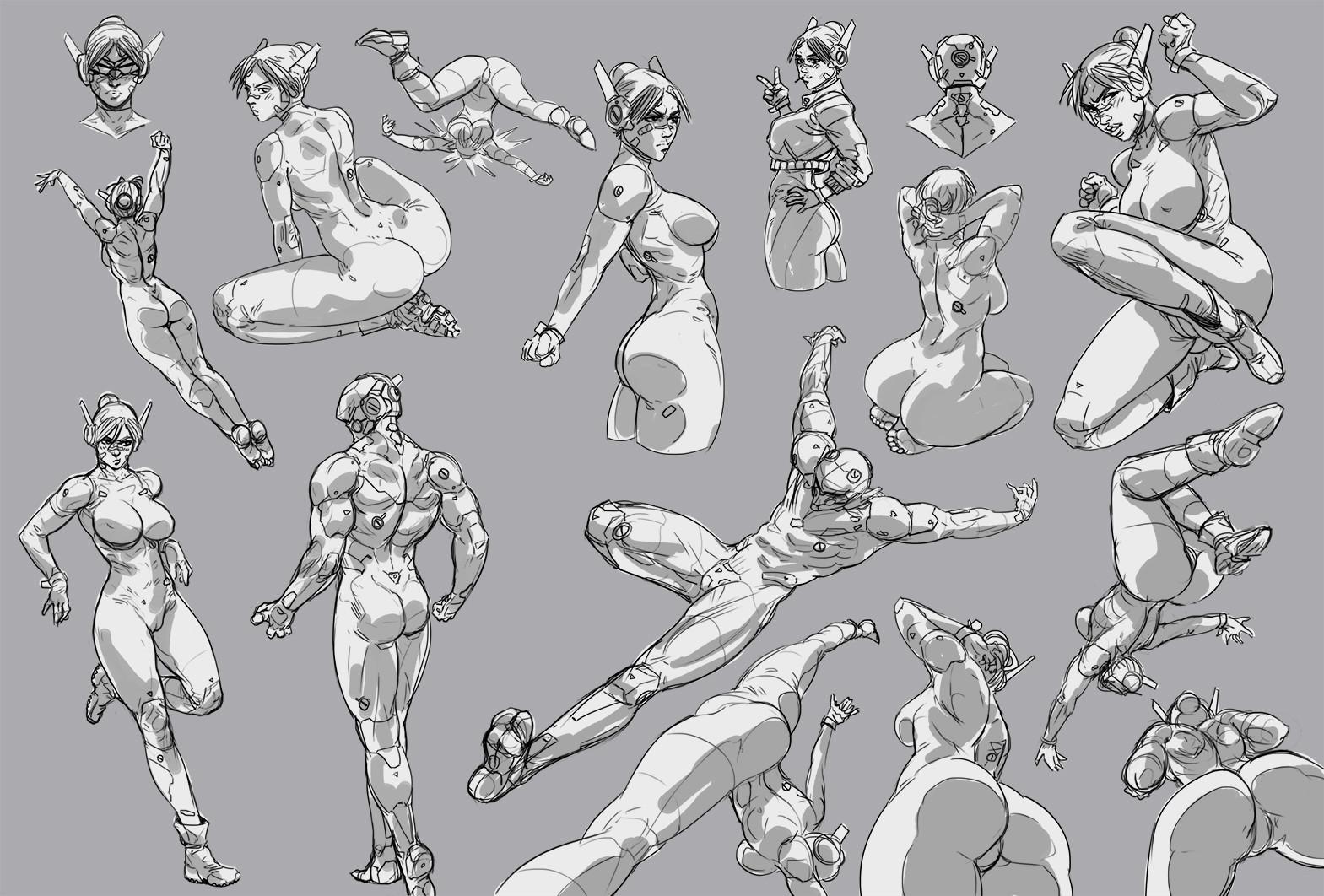 Salvador trakal sketch64a