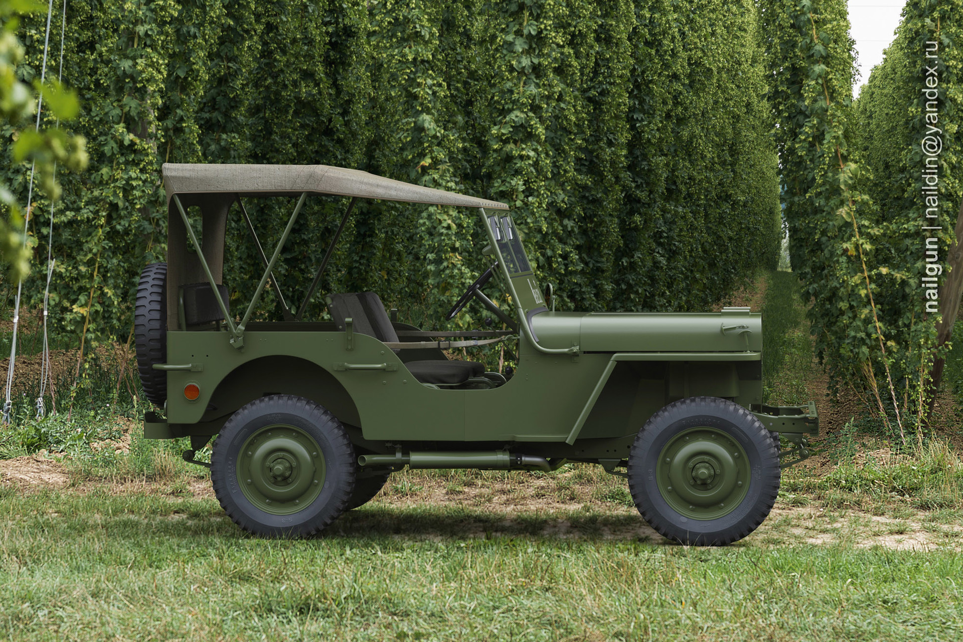 Nail khusnutdinov als 186 010 willys mb second page 3x
