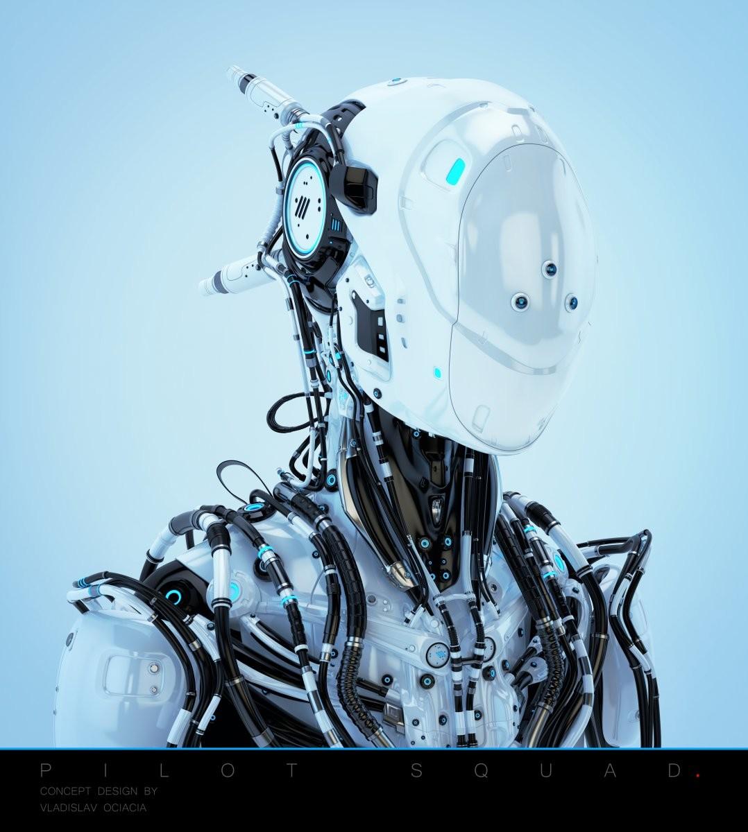 Vladislav ociacia pilot robot squx 8