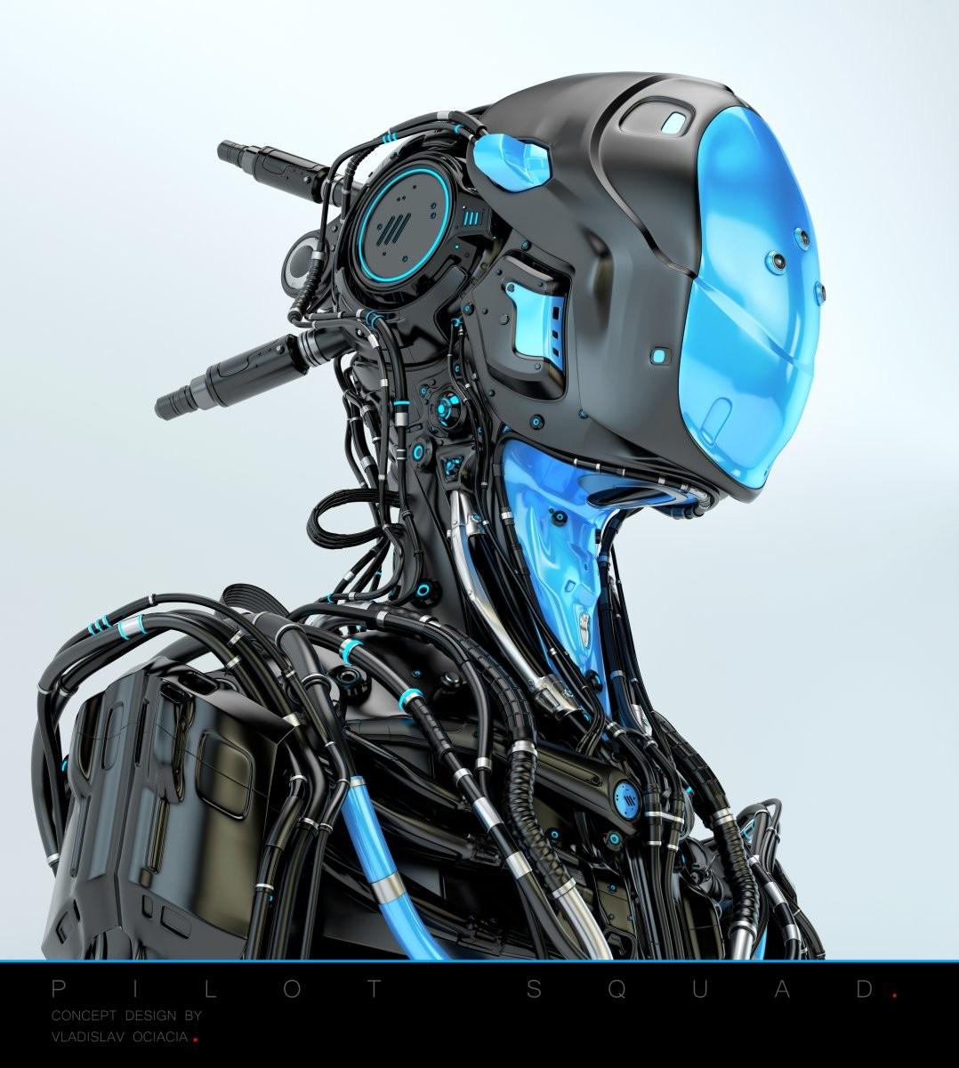 Vladislav ociacia pilot robot squx 5