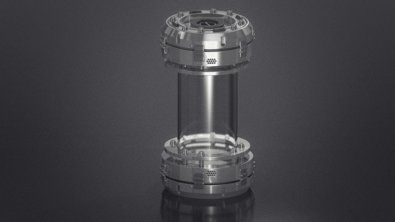 Adri 225 N S 225 Nchez Sci Fi Container