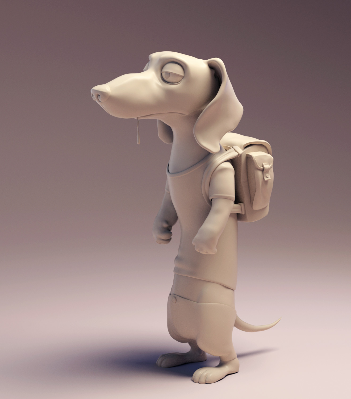 Javier diaz weinerdog roseclay 01