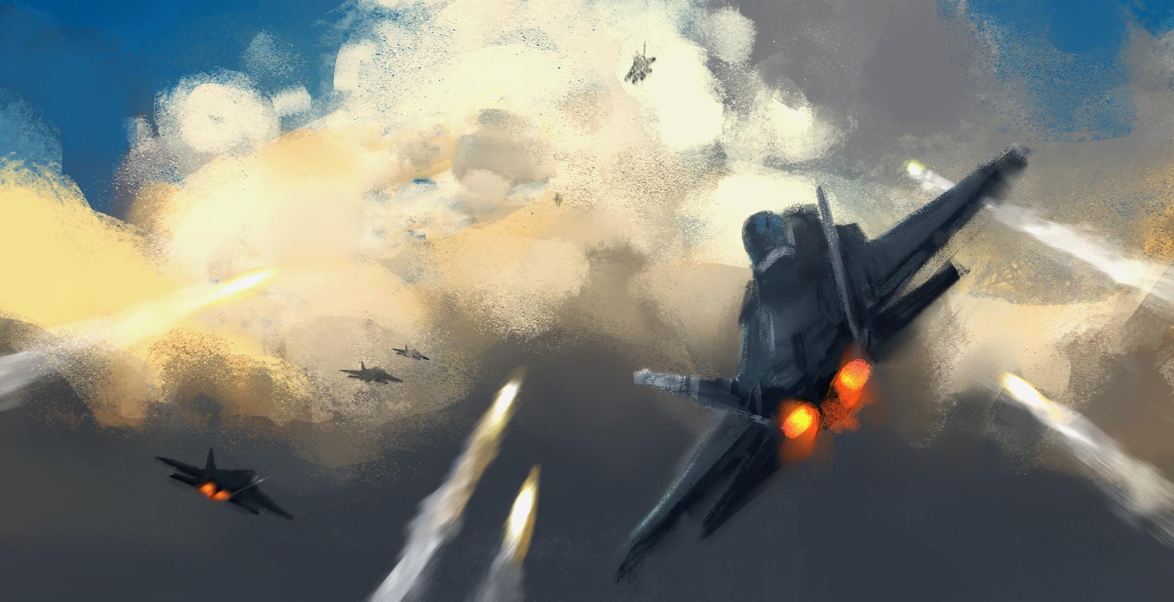 Missile Lock