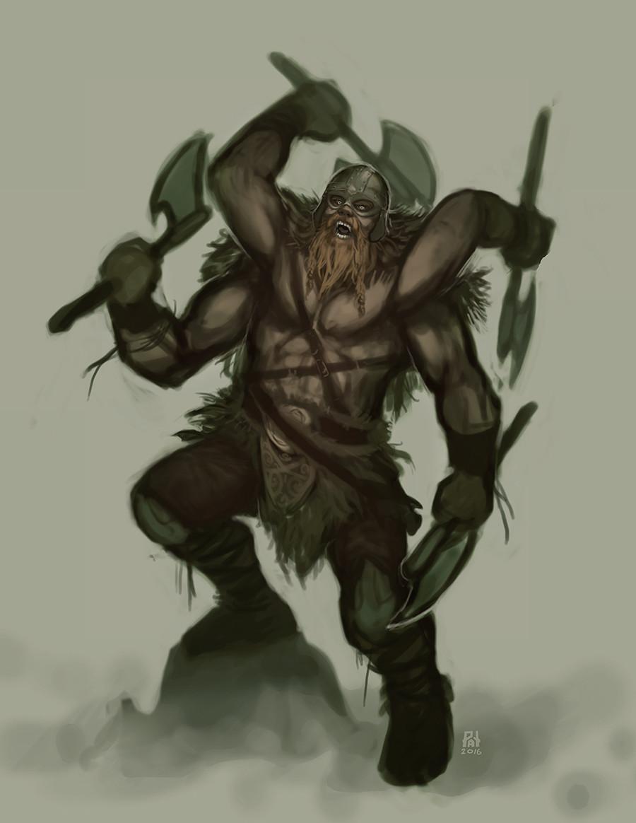 Patri balanovsky viking