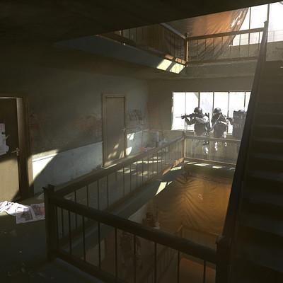 Simeon schaffner apartment raid 2
