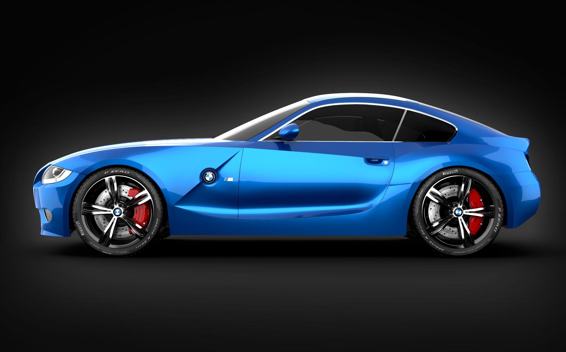 Kasun Udara Bmw Z4 Coupe Studio