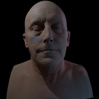this is my new test render for Marmoset Toolbag 3