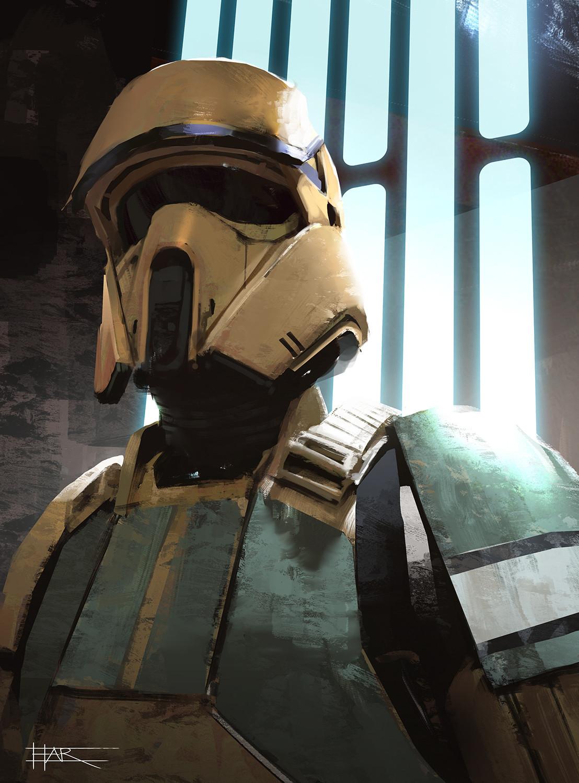 Shoretrooper - Rogue One