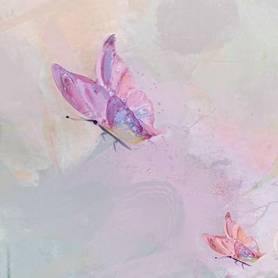Bryan ramirez tulips painting rgb