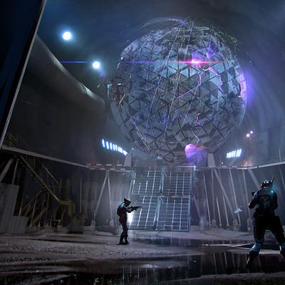 Robin har sphere 2