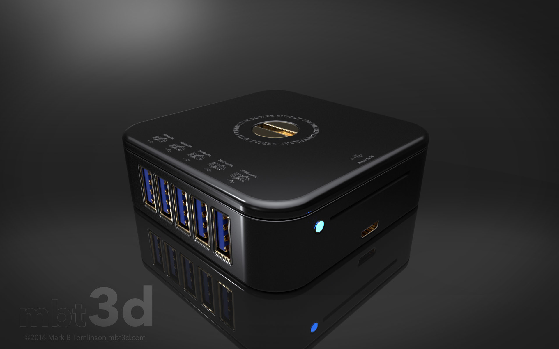 USB Power Box