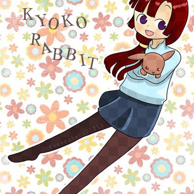 Konayachi kyokorabbit by konayachi dadh6gi