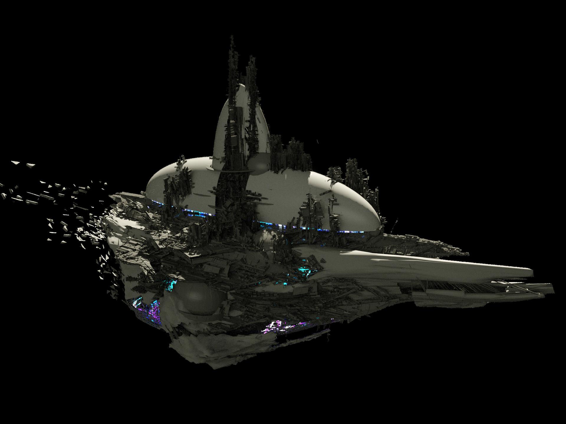 Leon tukker asteroid base1