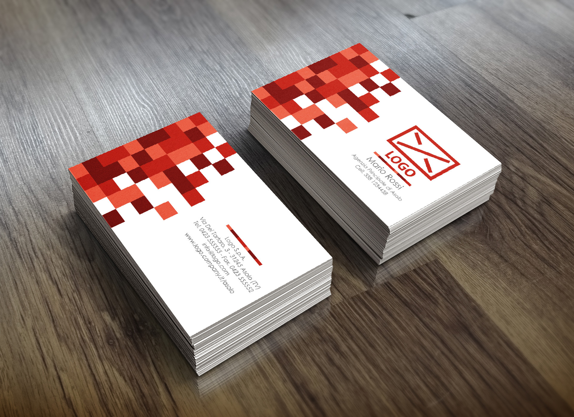 Andrea Zen - Business card