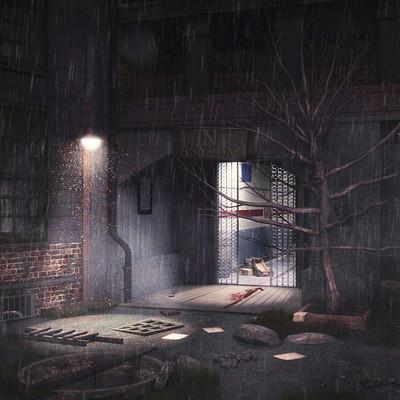 Saman kazemi dark yard