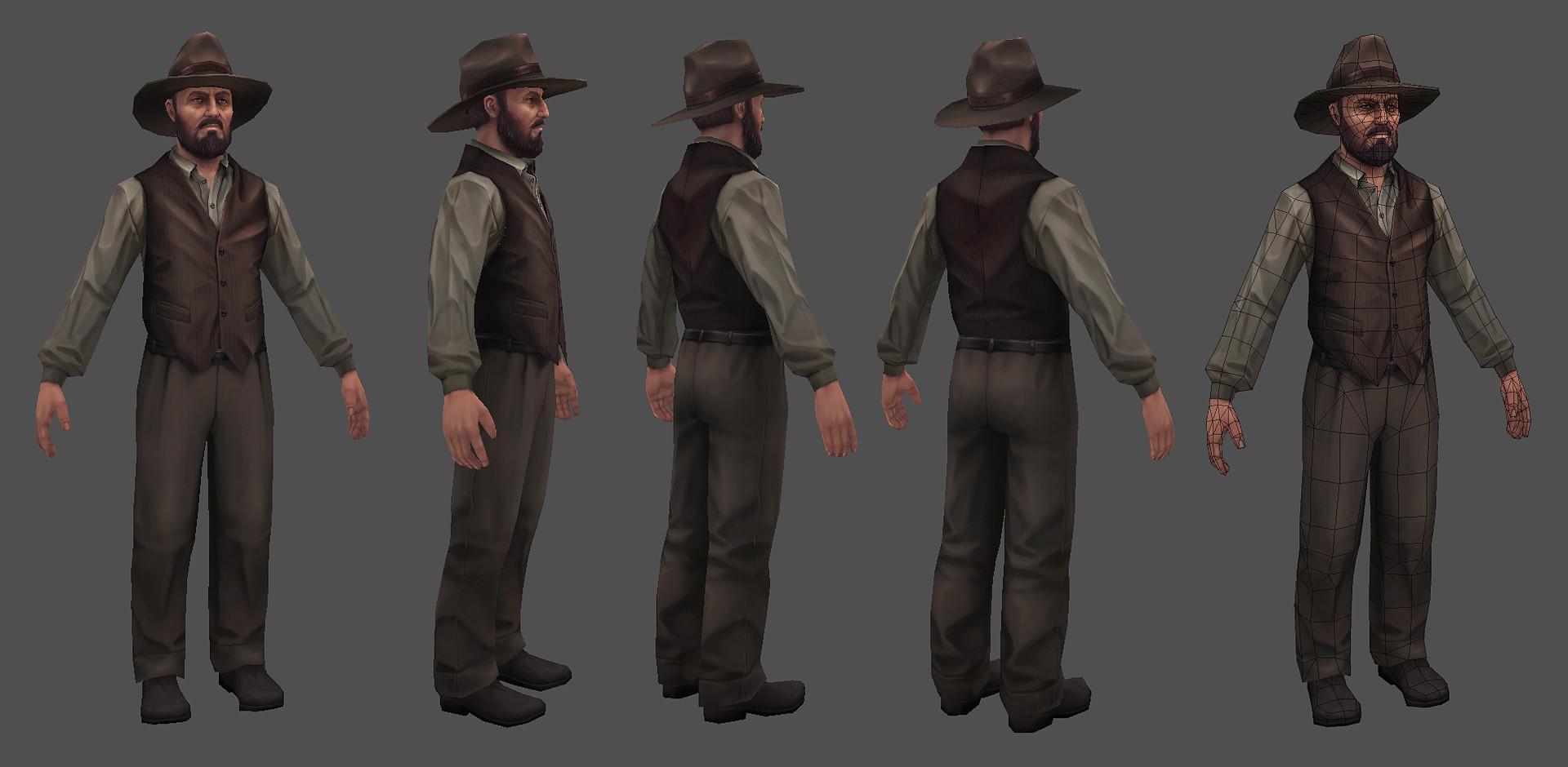 Hugo beyer cowboy wip05