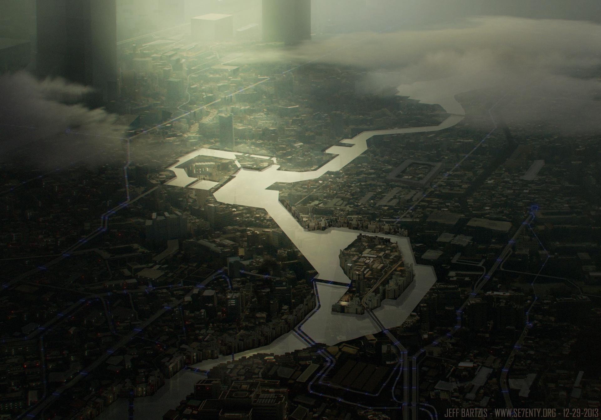 Jeff bartzis cityscape 02