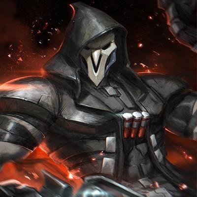 Alvaro jimenez reaper 6 w