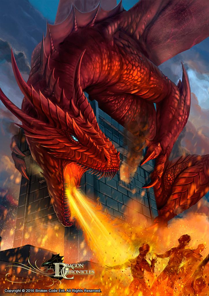 Dragon Chronicles - Dragons Fury