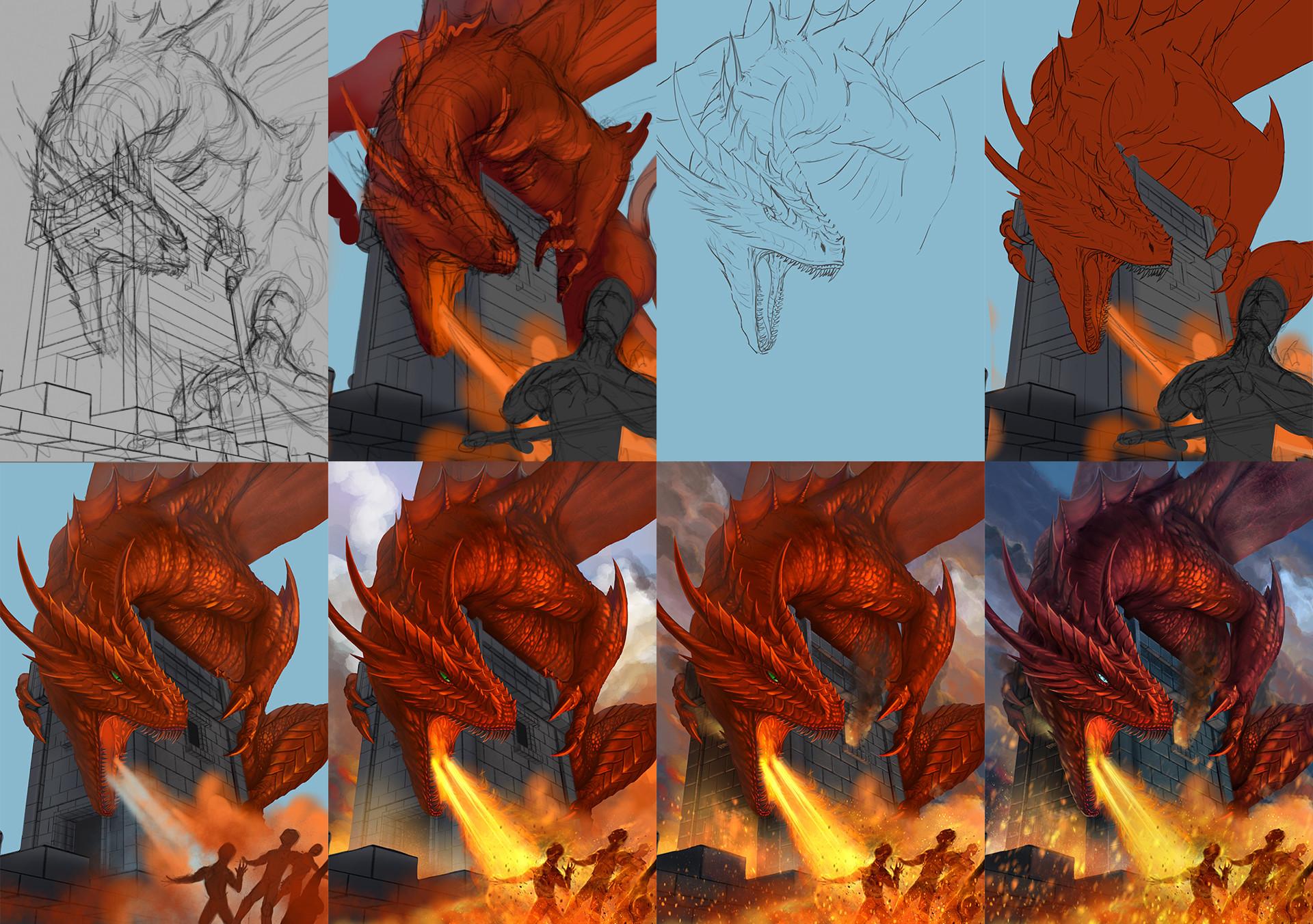 Robert crescenzio dragons fury robertcrescenzio process