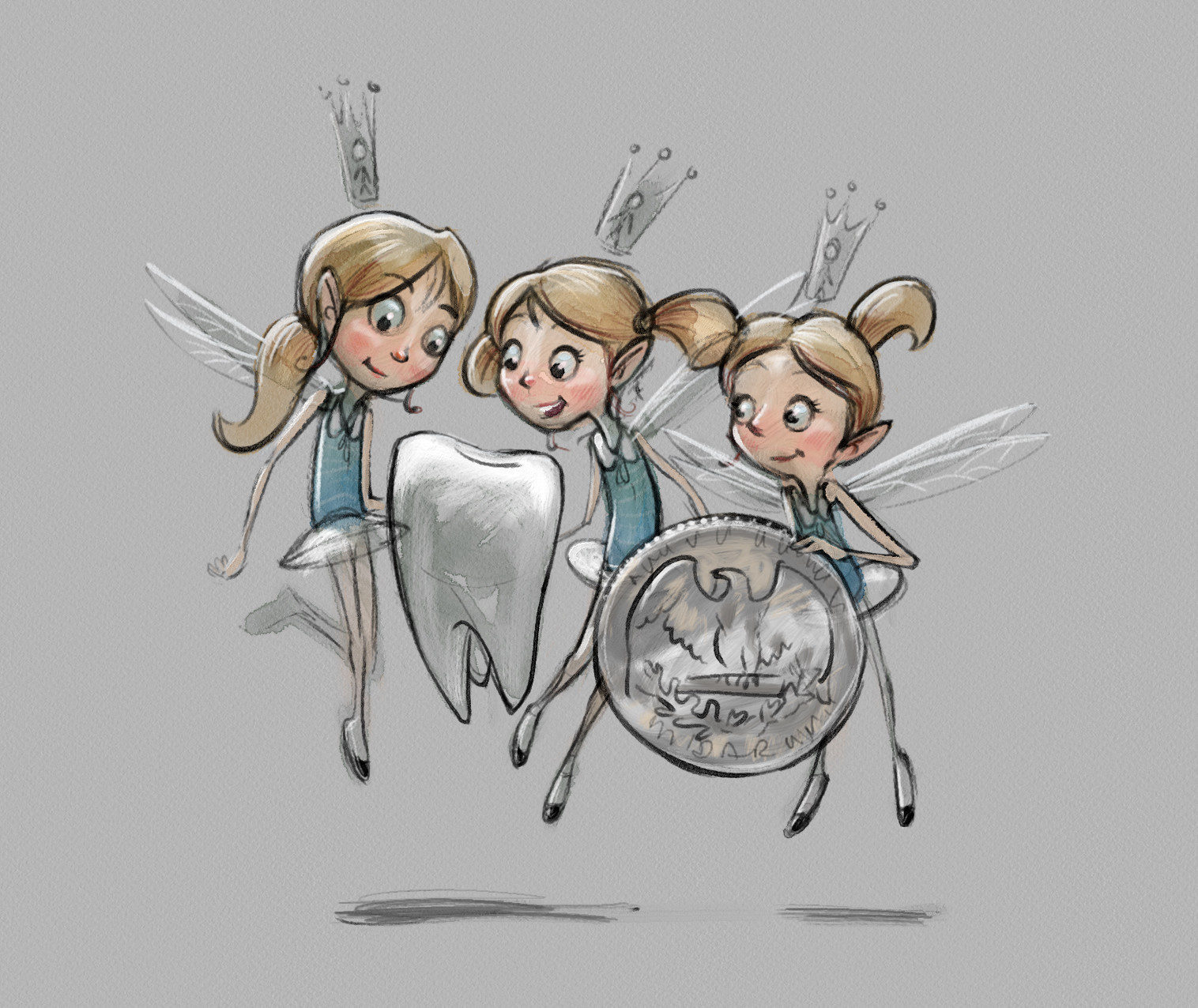 Fairy Concept art.