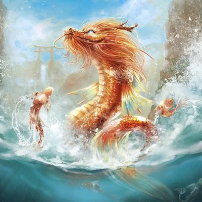 Feig felipe perez 72 carpa dragon rgb