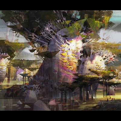 Ivan laliashvili color sketch