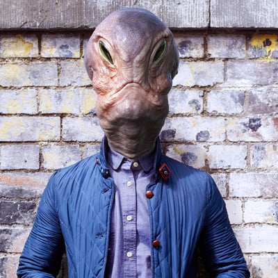 Alien Fashionista