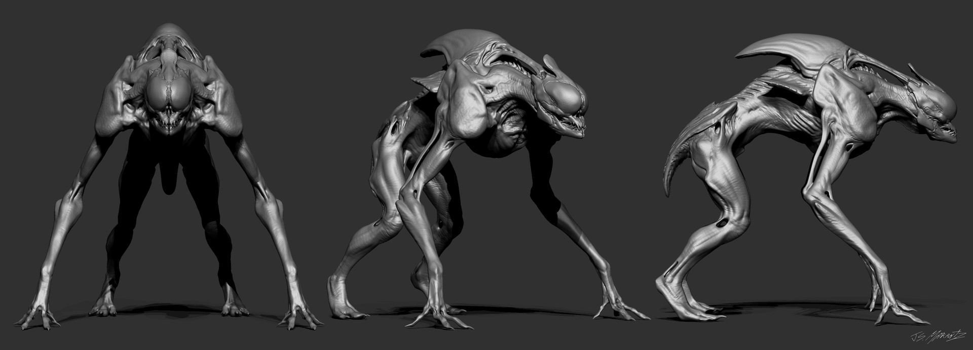 Jerx marantz creature ortho 1