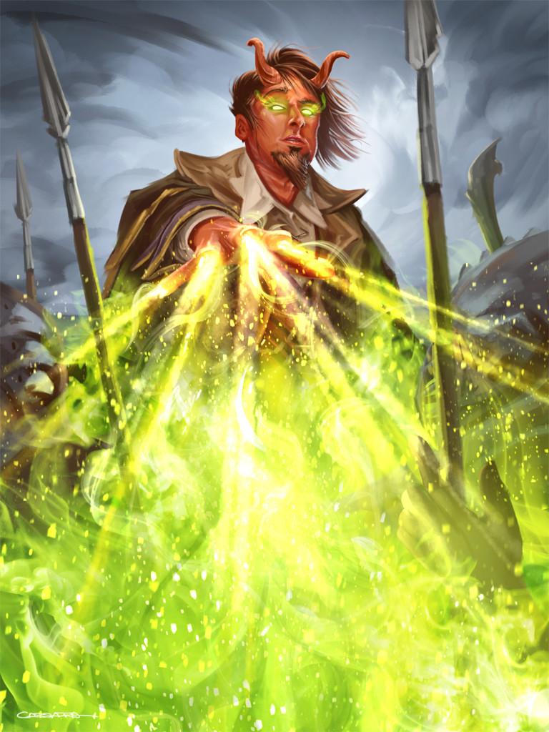 Warlock's Wrath