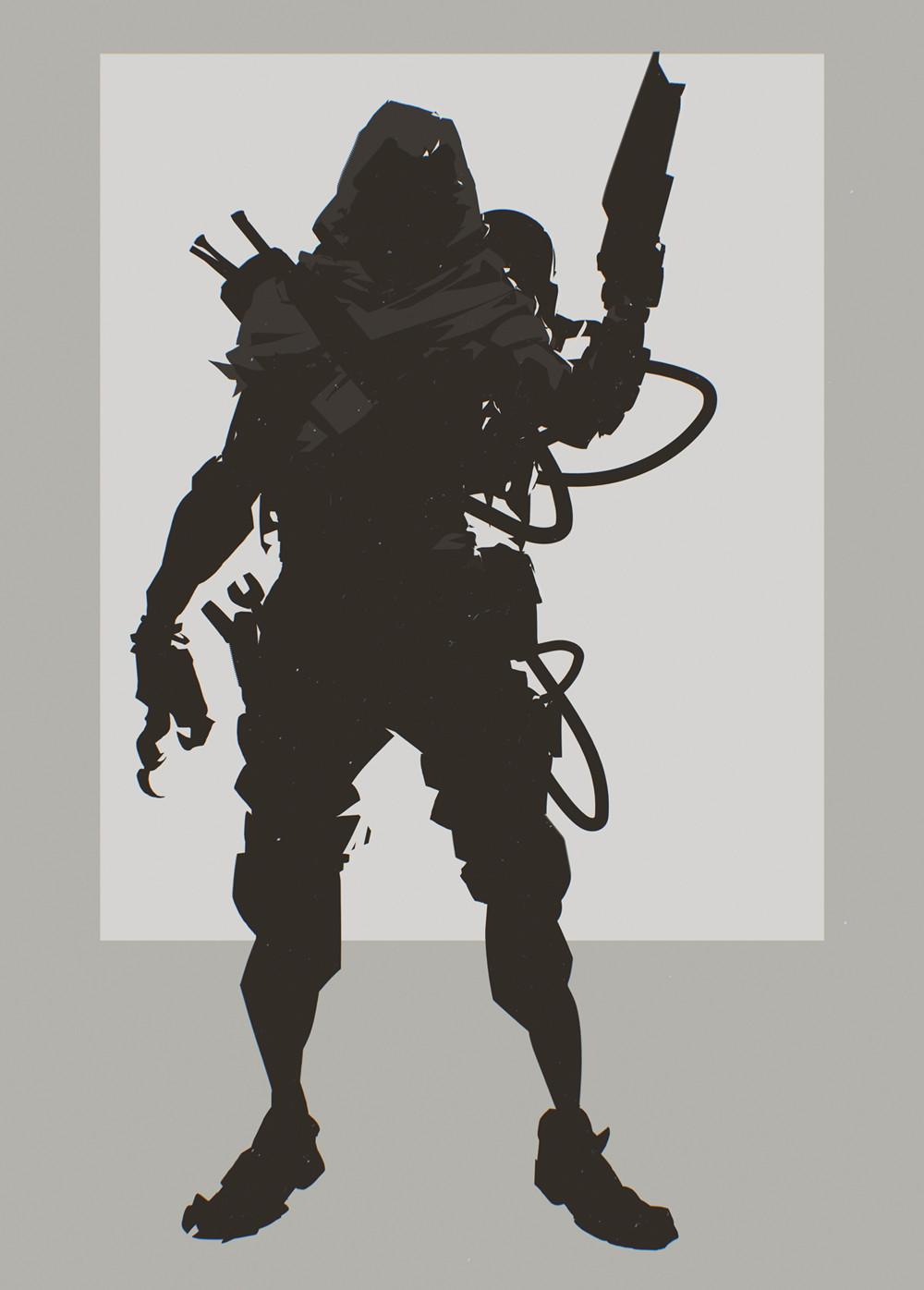 Scott flanders evolve kala silhouette