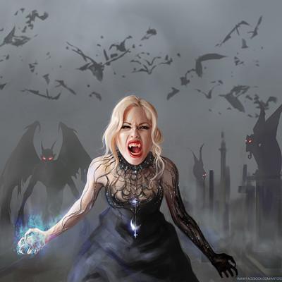 Agnieszka antosiewicz vampire queen lilith