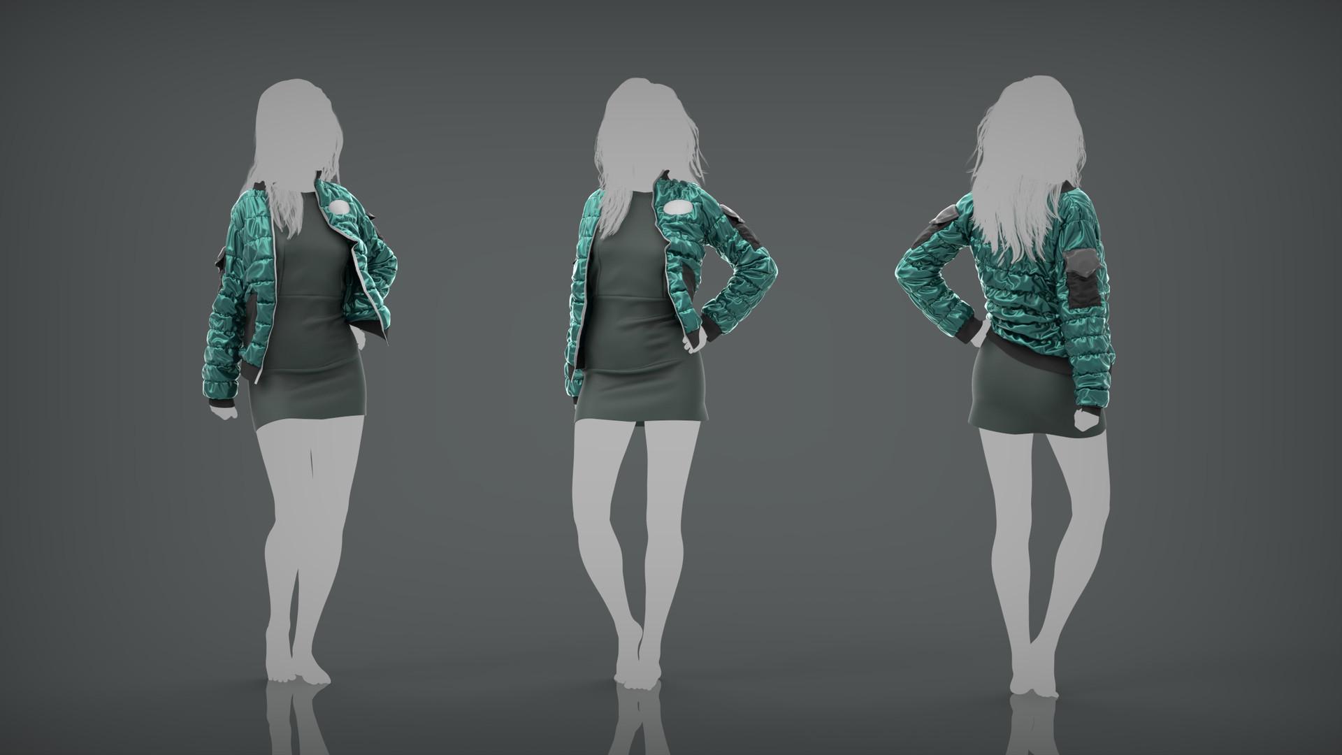 Luke Darby Marvelous Designer Clothing 2 0