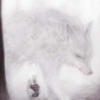 Alex chow wolf forest