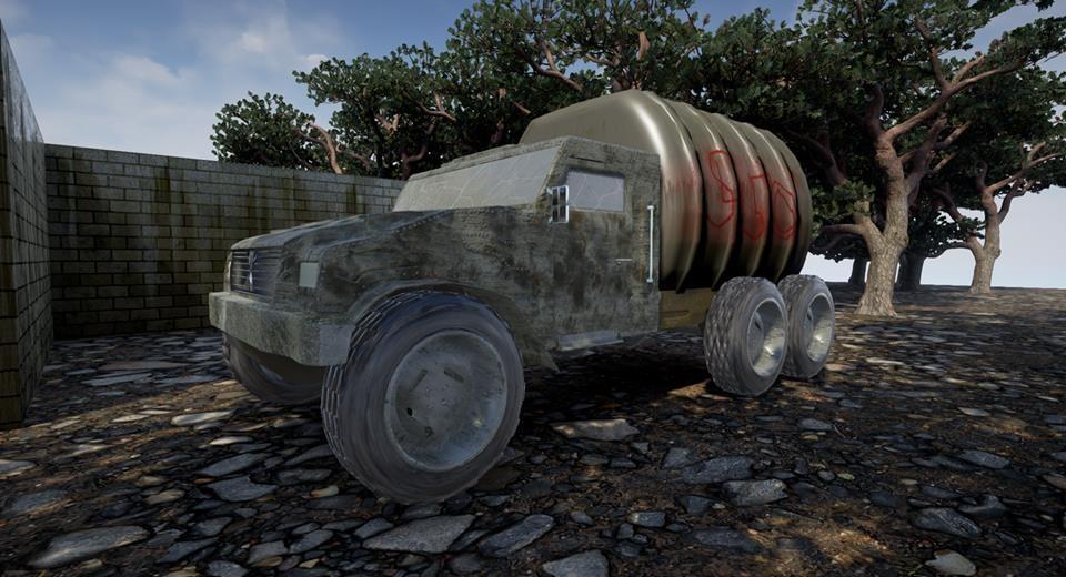 Ashton jensen truckmodel