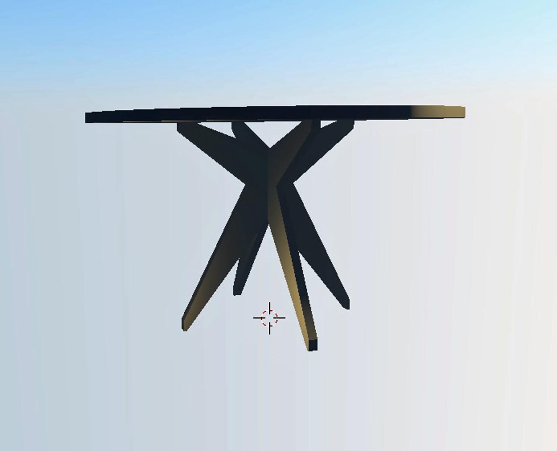 Ashton jensen table rendered