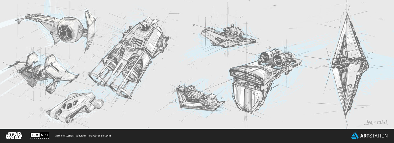 Krzysztof bielenin ilmc spaceshipsdesign